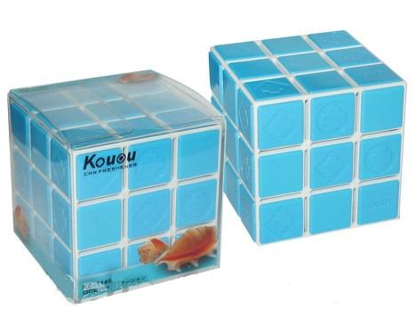 """Ароматизатор KOUOU гелевый куб """"Ocean"""" (6x6)"""