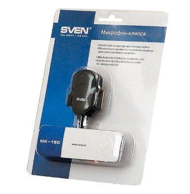 Микрофон SVEN MK-150 клипса 1,8м