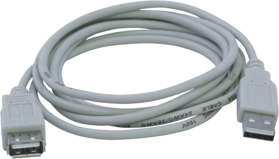 Кабель-удлинитель USB Орбита TD-316 (штекер-гнездо) 2м