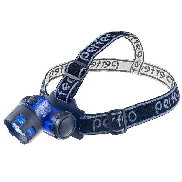 Фонарь налобный PERFEO LT-026 светодиодный 120lm