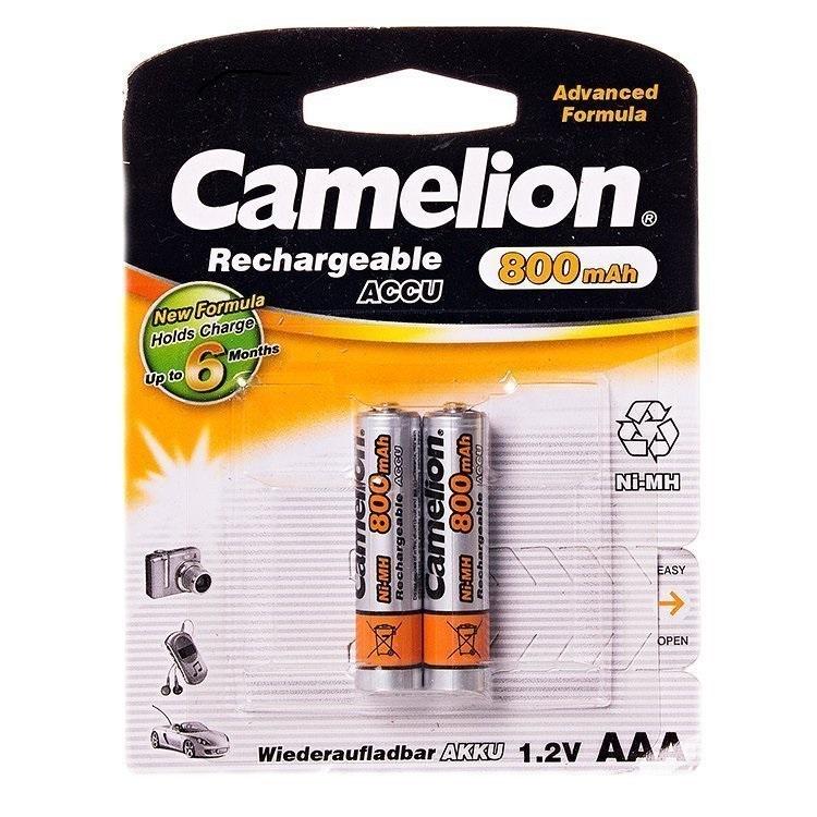 CAMELION R 03 ( 800 mAh) 2BL (24)(480)