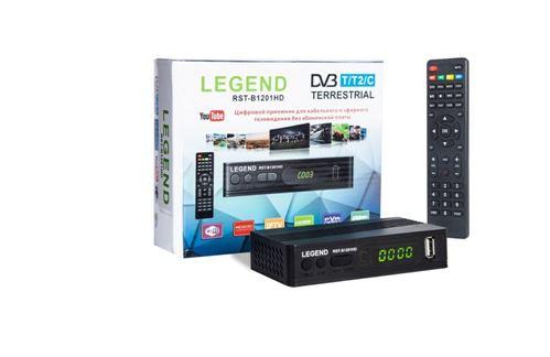 Цифровой ресивер DV3-T2 LEGEND RST-B1201HD