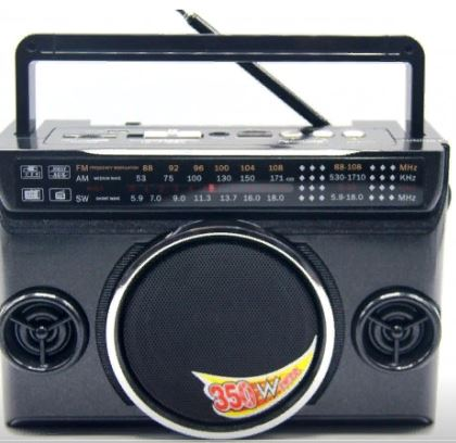 Радиоприемник GOLON RX-BT777 +USB+SD+Bluetooth+аккумулятор
